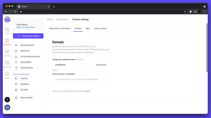 Newsroom settings_Domains-1